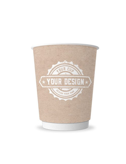 12 oz Double Wall Paper Cup