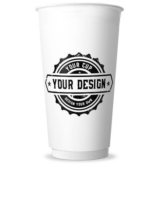 20 oz Double Wall Paper Cup