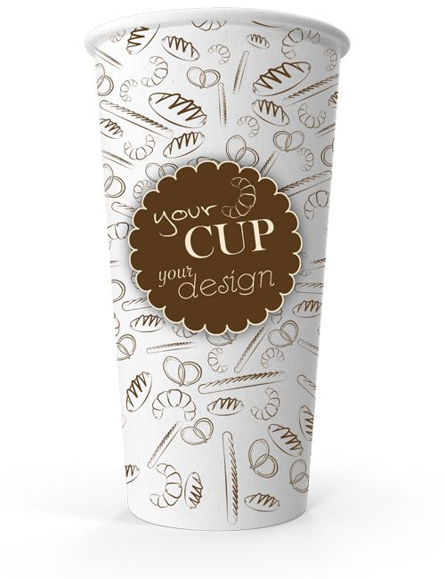 20 oz Single Wall Cup