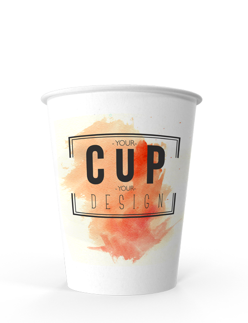 Single Wall Cup 330 ml