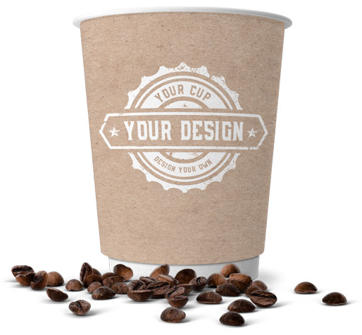 Double Wall Custom Cup