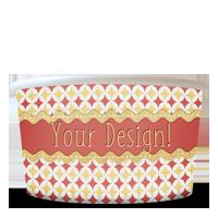 Ice Cream Cup 8oz – Your Design