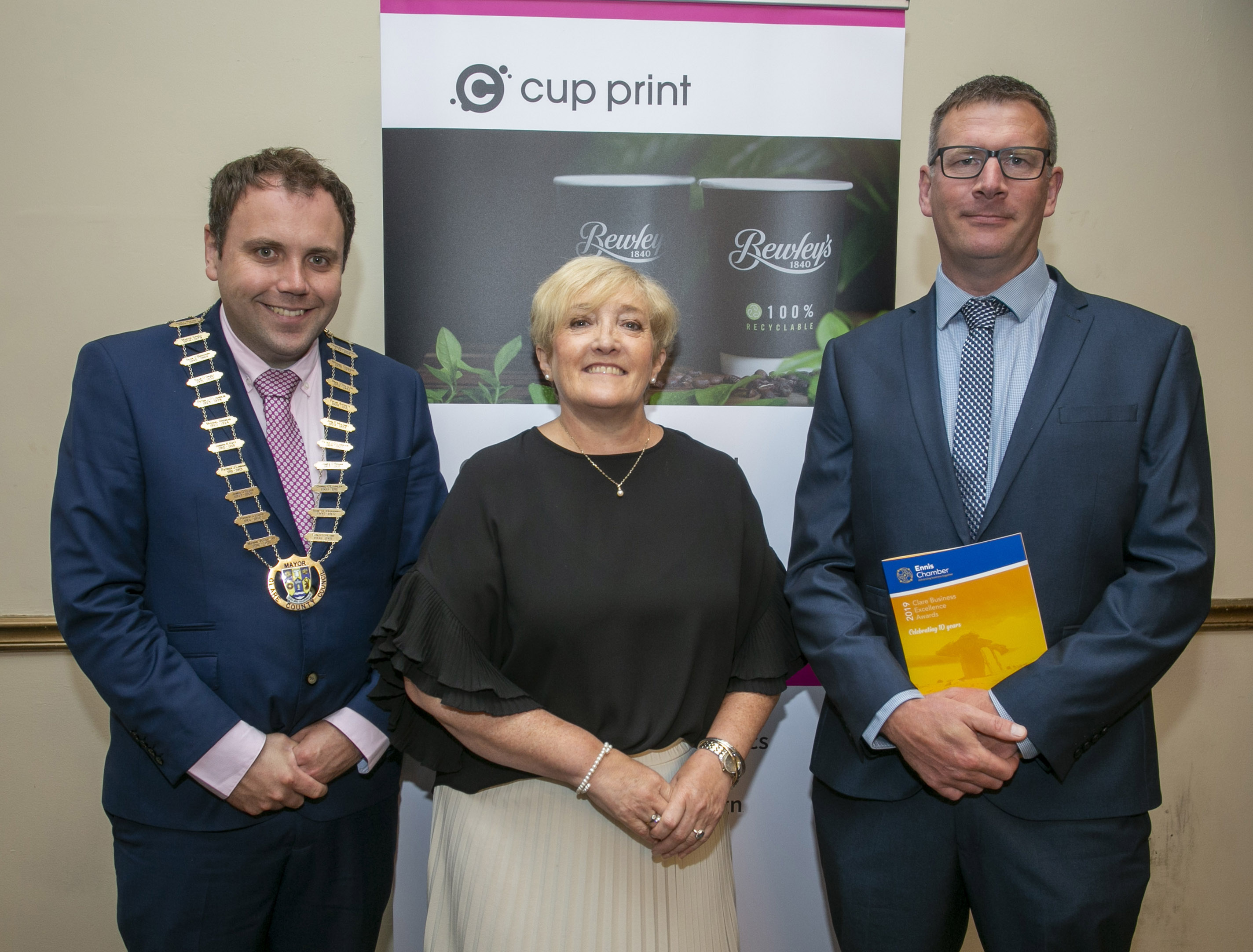 Clare business excellence awards 2019 cupprint