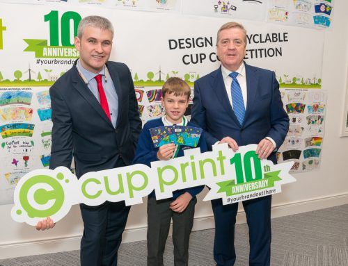 CupPrint 10th Anniversary – Schools Design a Recyclable Paper Cup Competition